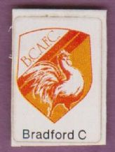 Bradford City Badge (B)